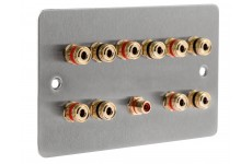 Stainless Steel - Flat - Non Solder